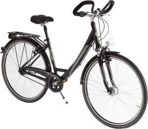 Ultrasport Damen Aluminium City-Fahrrad