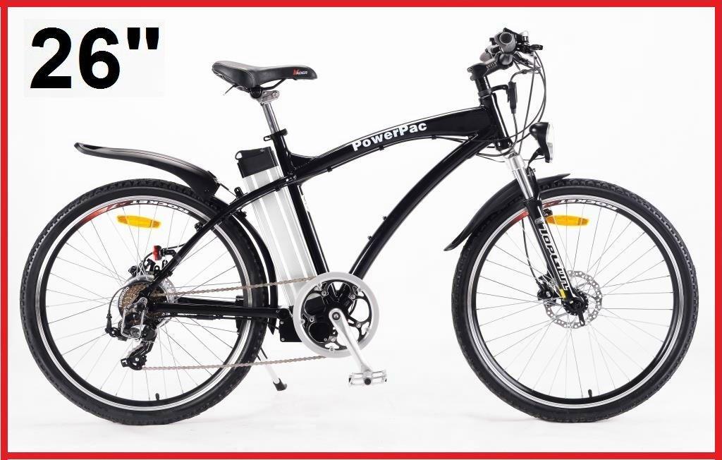 powerpac mountainbike 26 die besten fahrr der. Black Bedroom Furniture Sets. Home Design Ideas